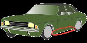 Car with Acceptable Call Region