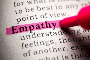 Empathy Text