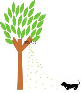 High Hide - Tree - Odor