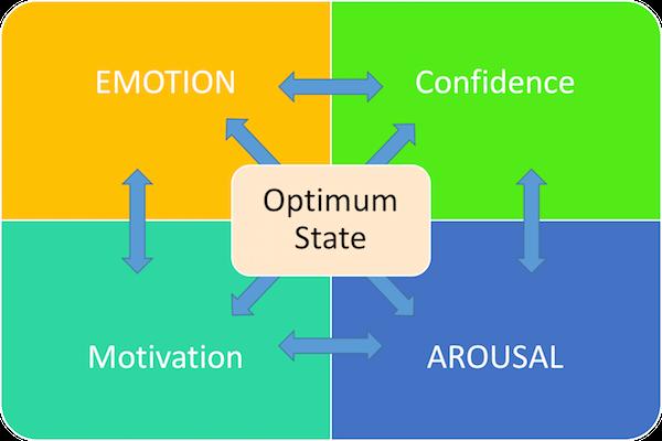 Optimum State Graphic