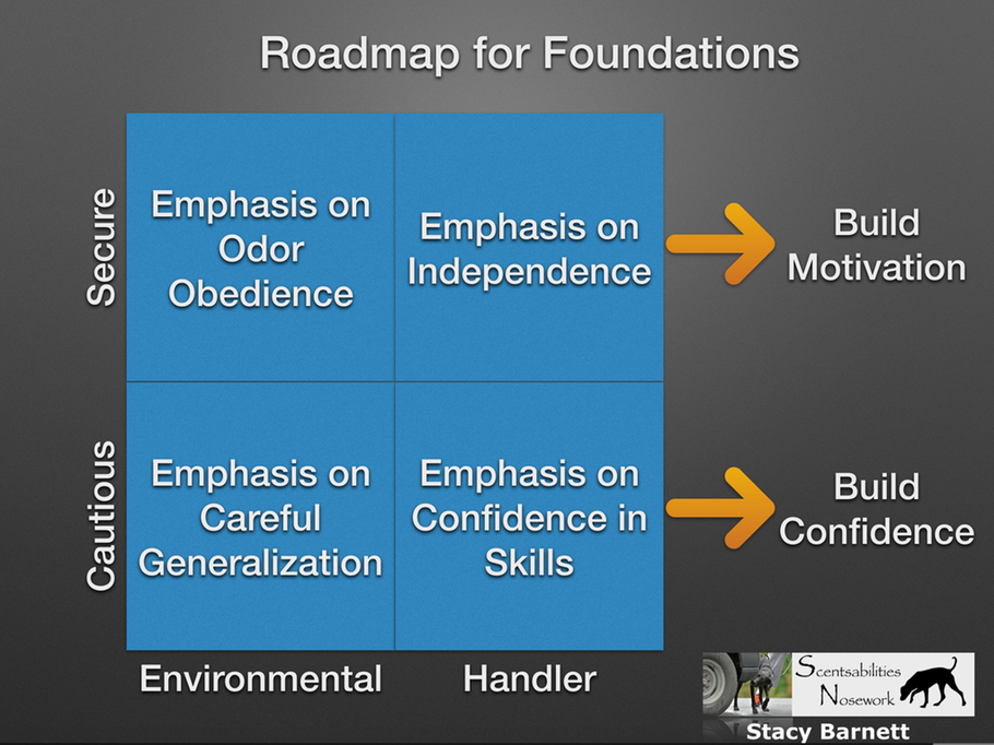 Roadmap for Foundations - Scentsabilities