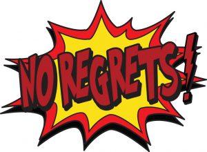 No Regrets and Mental Management